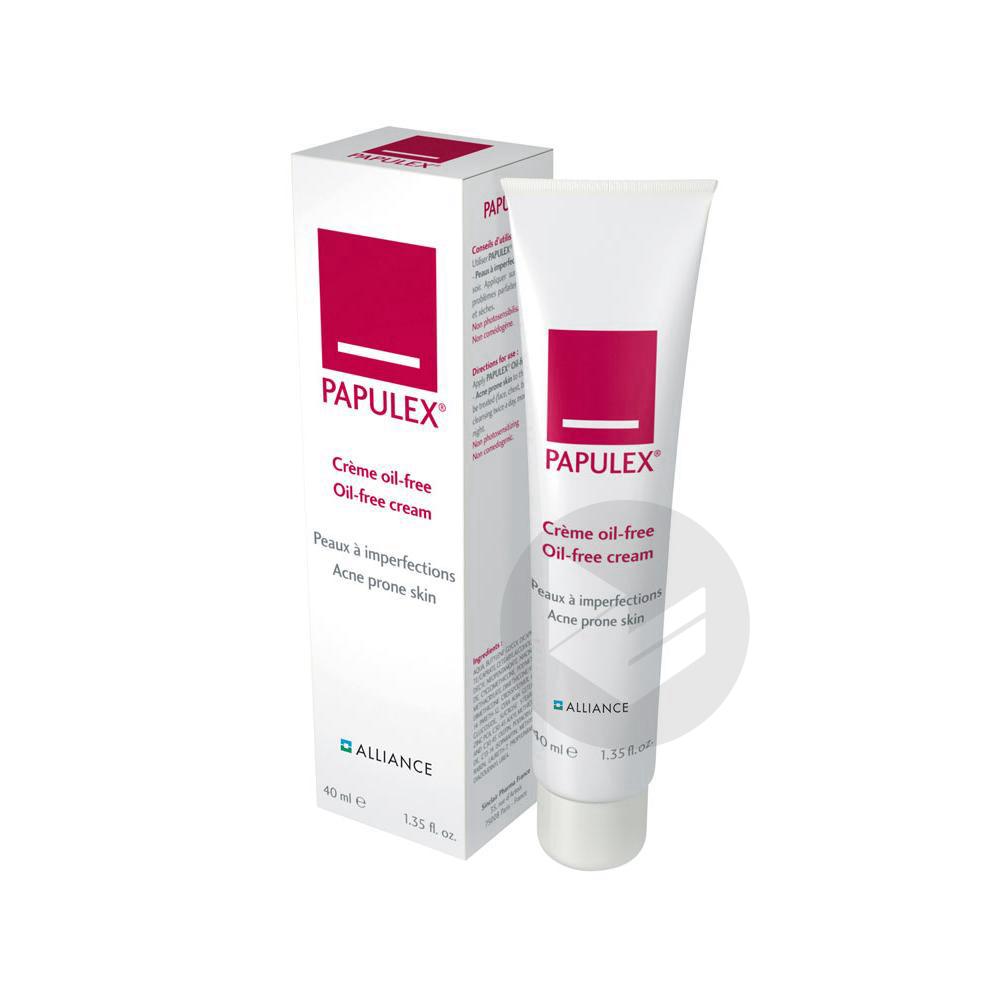 PAPULEX Cr anti-acnéique T/40ml