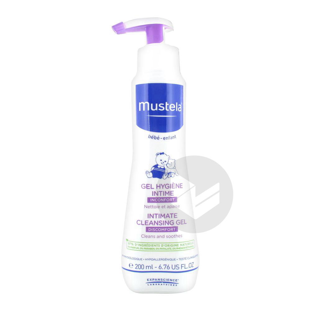 Gel Hygiene Intime 200 Ml