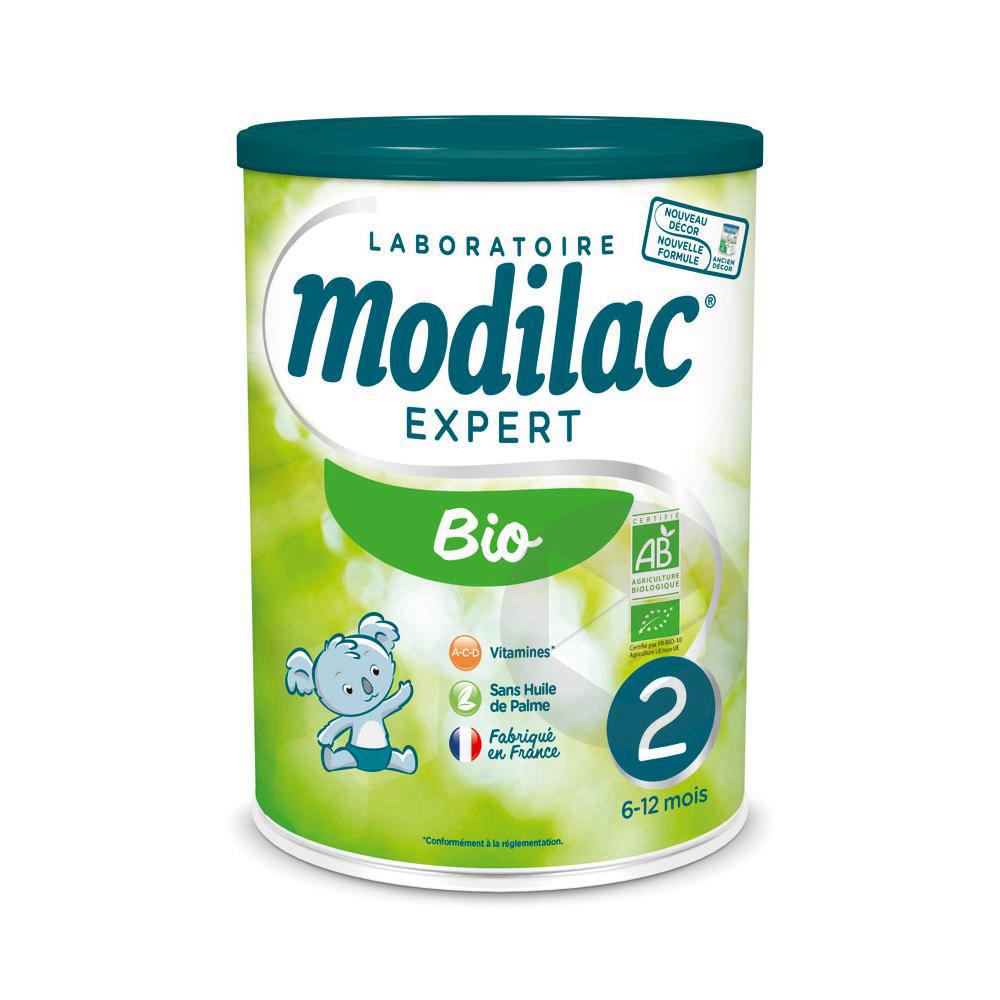 MODILAC EXPERT BIO 2 Lait pdre B/800g