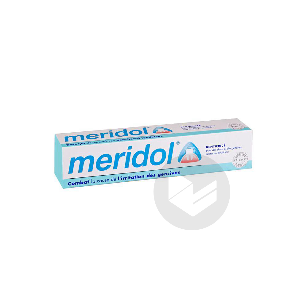 Meridol Pate Dentifrice Anti Plaque T 75 Ml