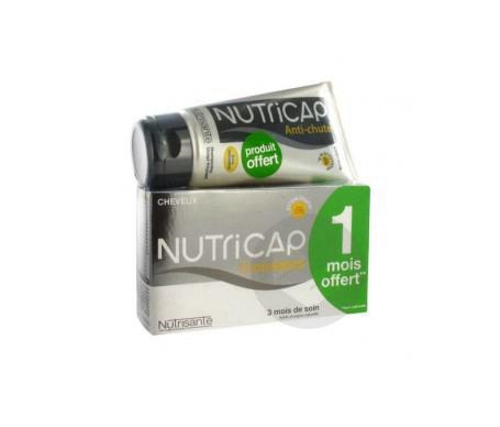 Shampoing Anti Chute 150ml + Comprimés Croissance 180 capsules