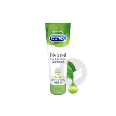 DUREX PLAY Gel naturel Fl/100ml