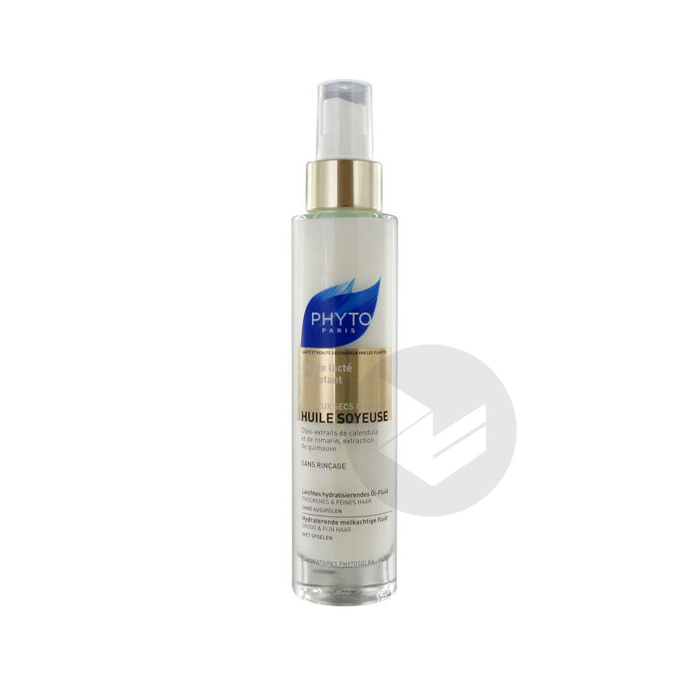 Solba Huile Soyeuse Fluide Lacte Hydratant Spray 100 Ml