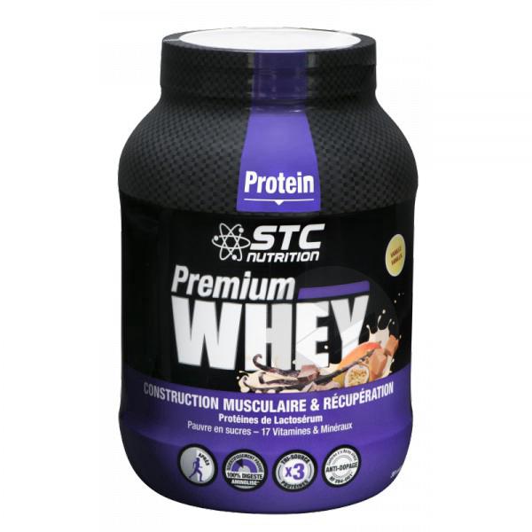 Whey Pure Premium Protein Chocolat 750 G
