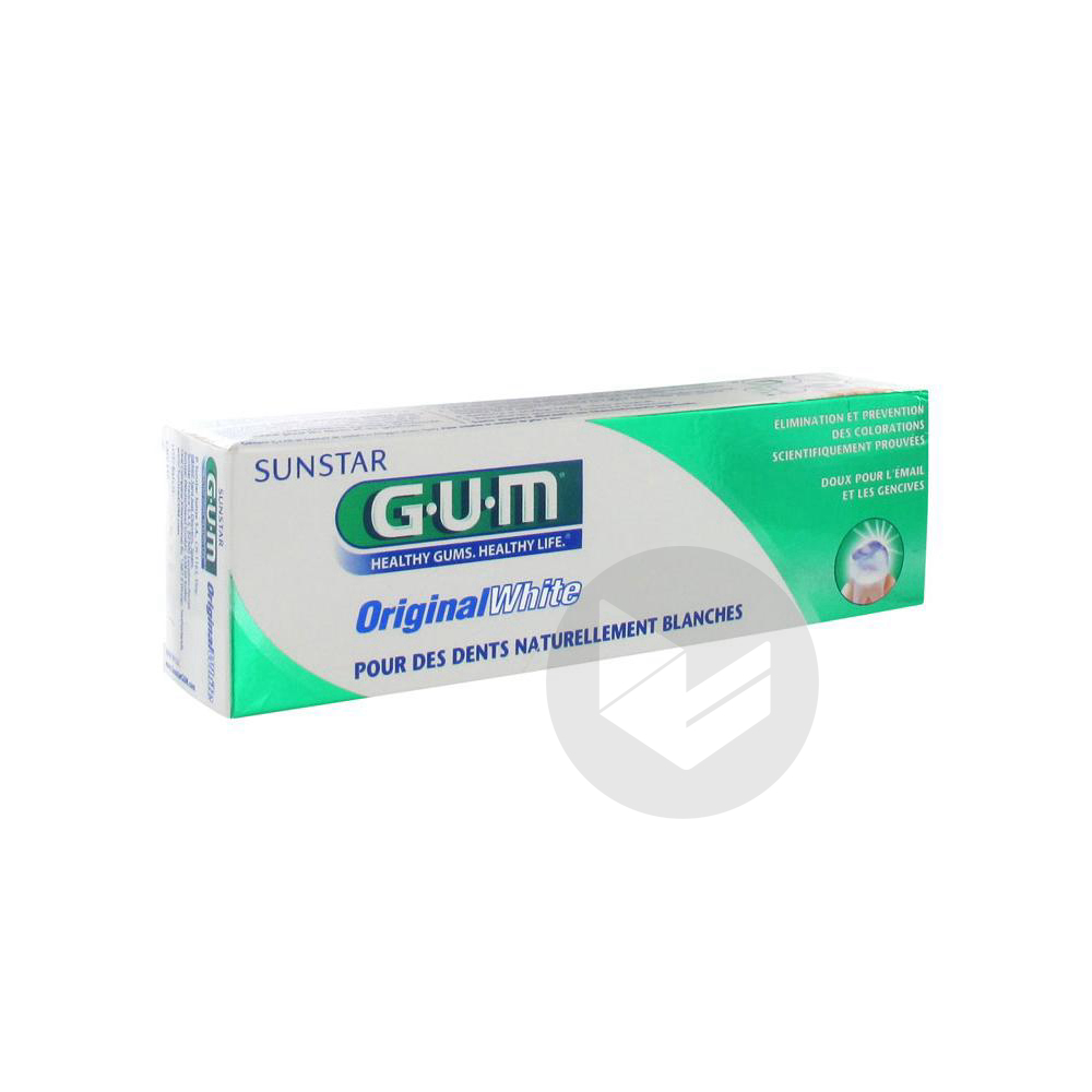 Original White Pate Dentifrice Blanchissant T 75 Ml