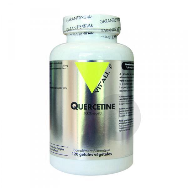 Quercetine 350 mg - 120 gélules