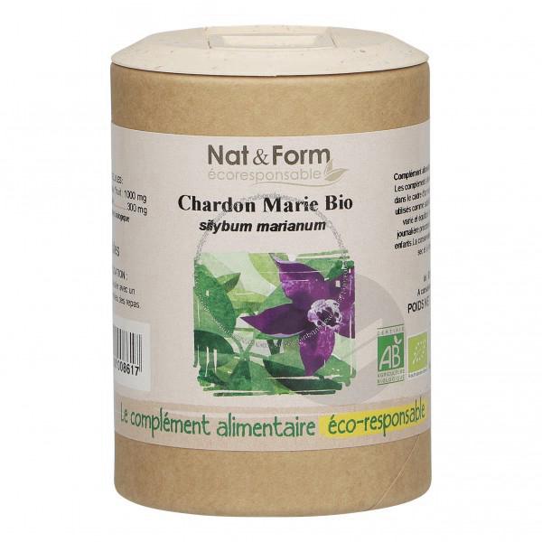 Chardon marie Eco-responsable - 90 gélules végétal es