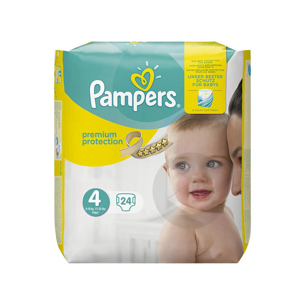 New Baby Premium Couche Protection T 4 8 16 Kg Paq 24