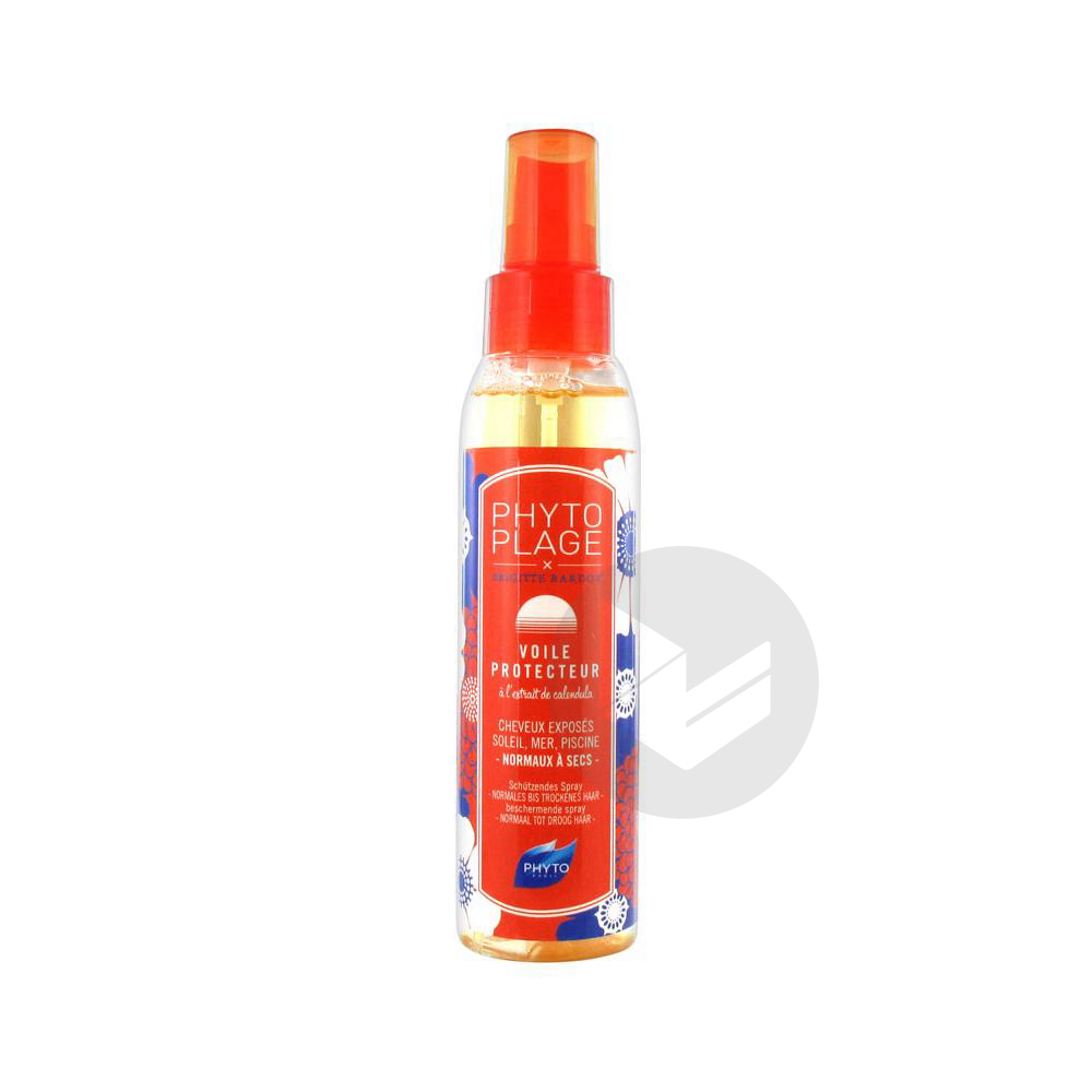 Plage Voile Capillaire Protection Forte Fl 125 Ml