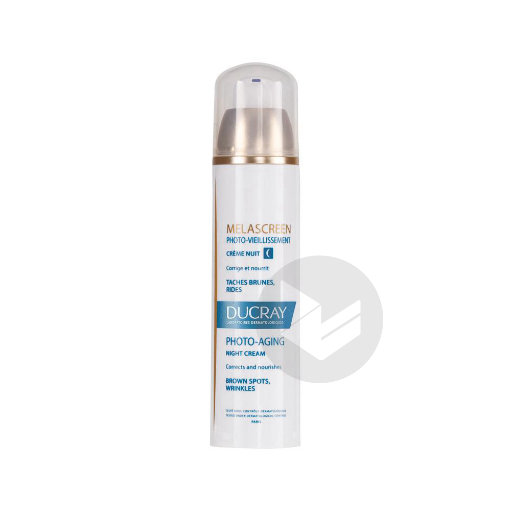 Melascreen Cr Nuit Fl Airless 50 Ml