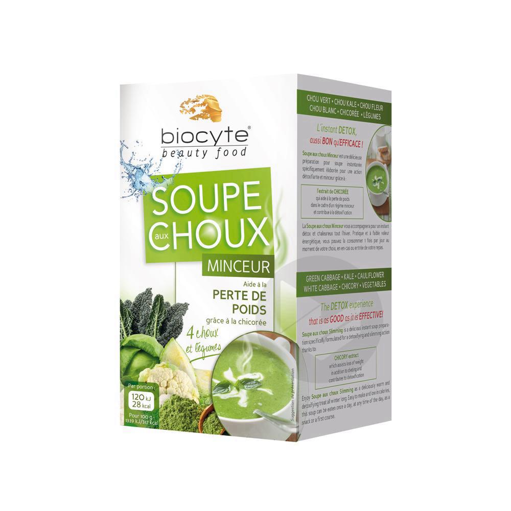 Beauty Food Soupe Aux Choux Minceur 108 G
