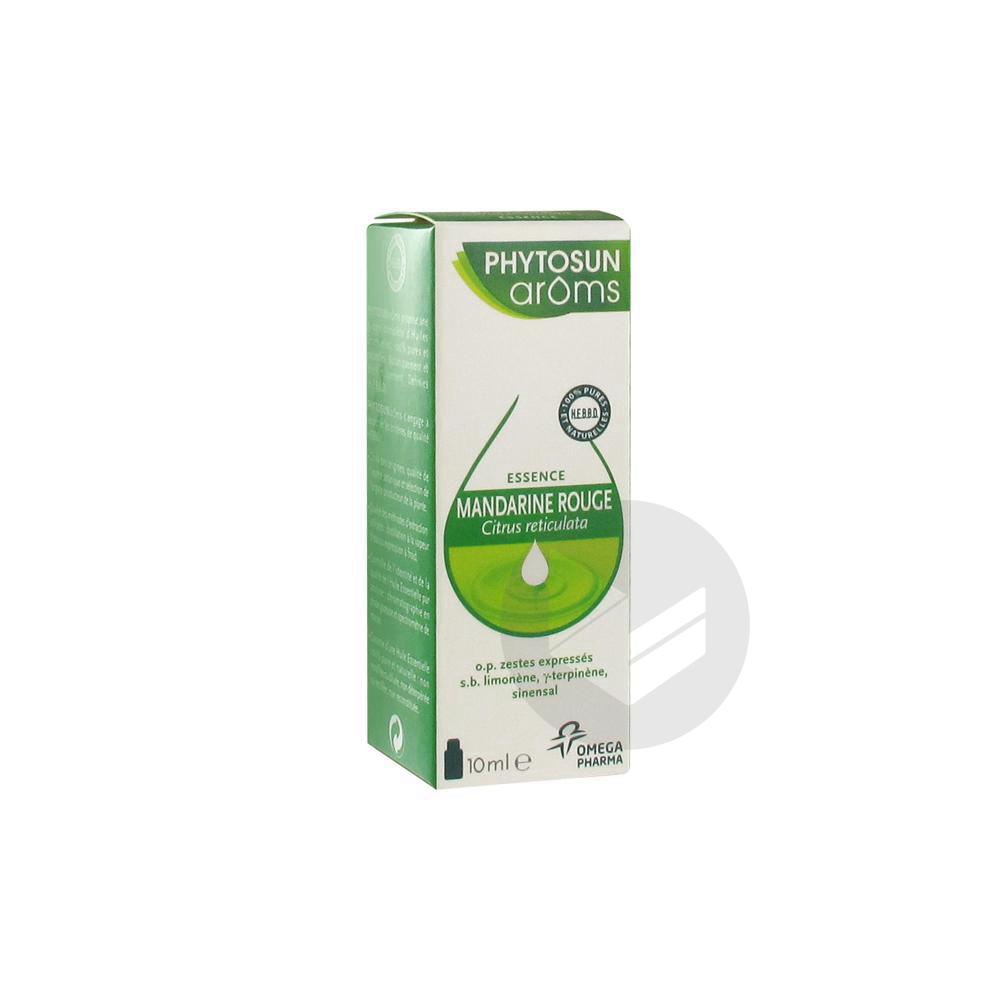 PHYTOSUN AROMS Huile essentielle Mandarine Fl/10ml