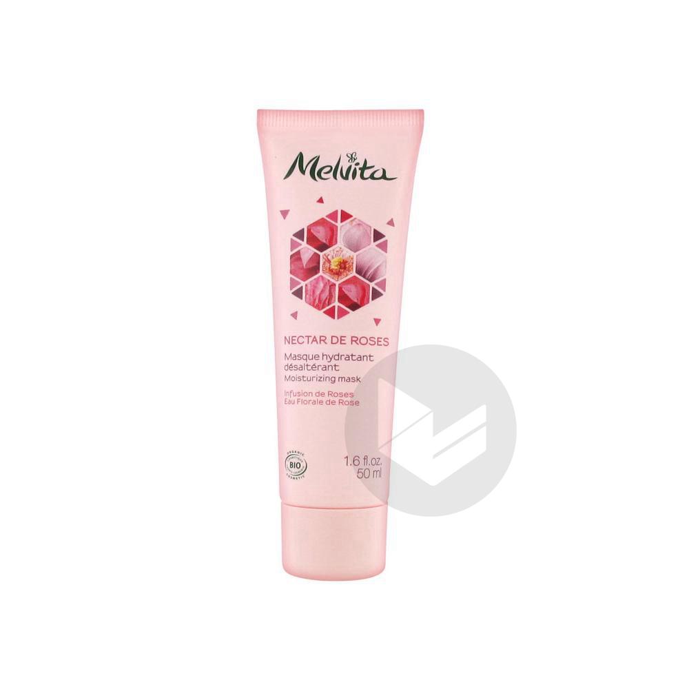 Nectar De Roses Masque Hydratant T Airless 50 Ml