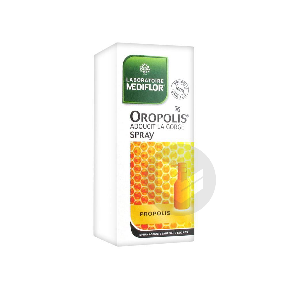Oropolis Spray Buccal 20 Ml