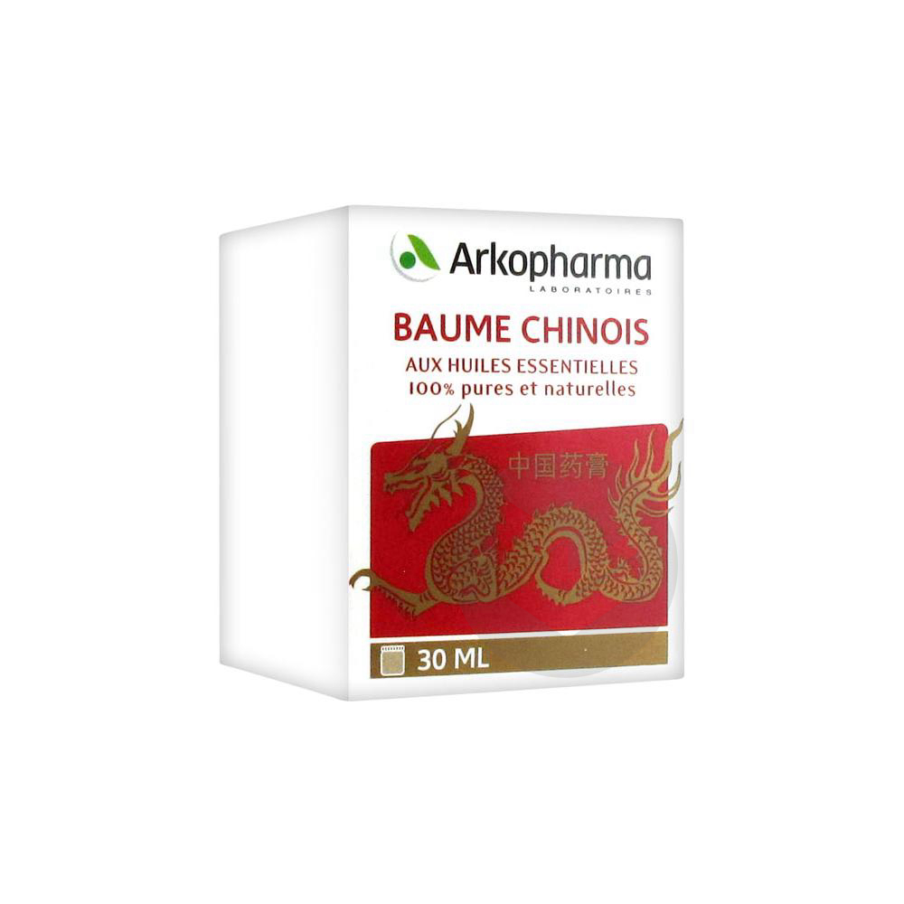 Baume Chinois Bme De Massage Camphre Pot 30 Ml