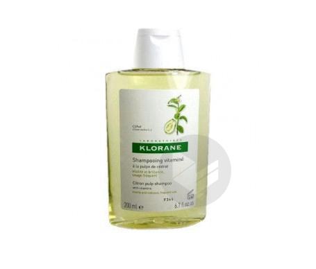 Shampooing à la Pulpe de Cédrat 200ml