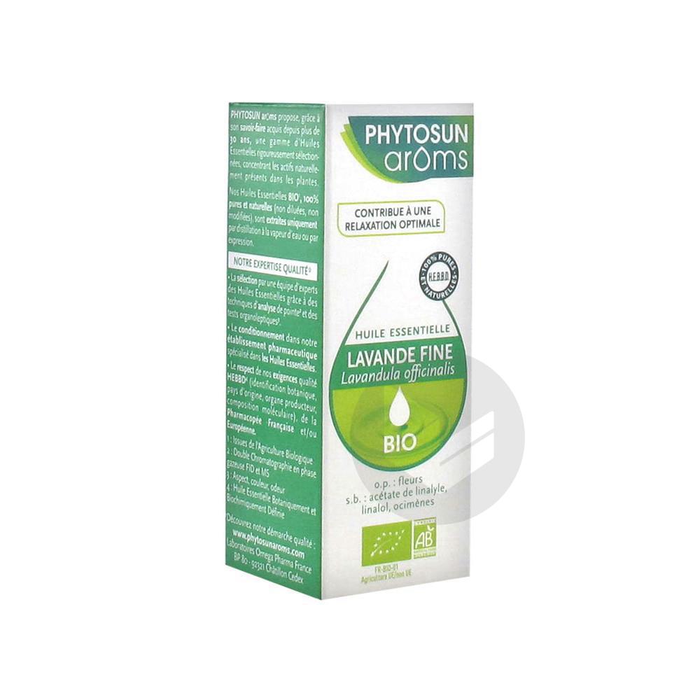 Phytosun Aroms Lavande Fine Bio 10 Ml