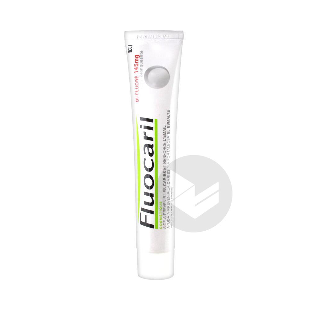 Bi Fluore 145 Mg Pate Dentifrice Blancheur T 75 Ml