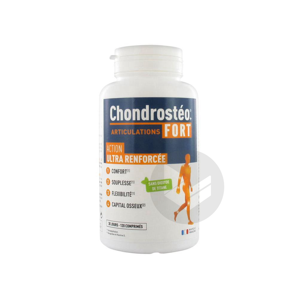 Chondrosteo Fort Cpr Pilulier 120