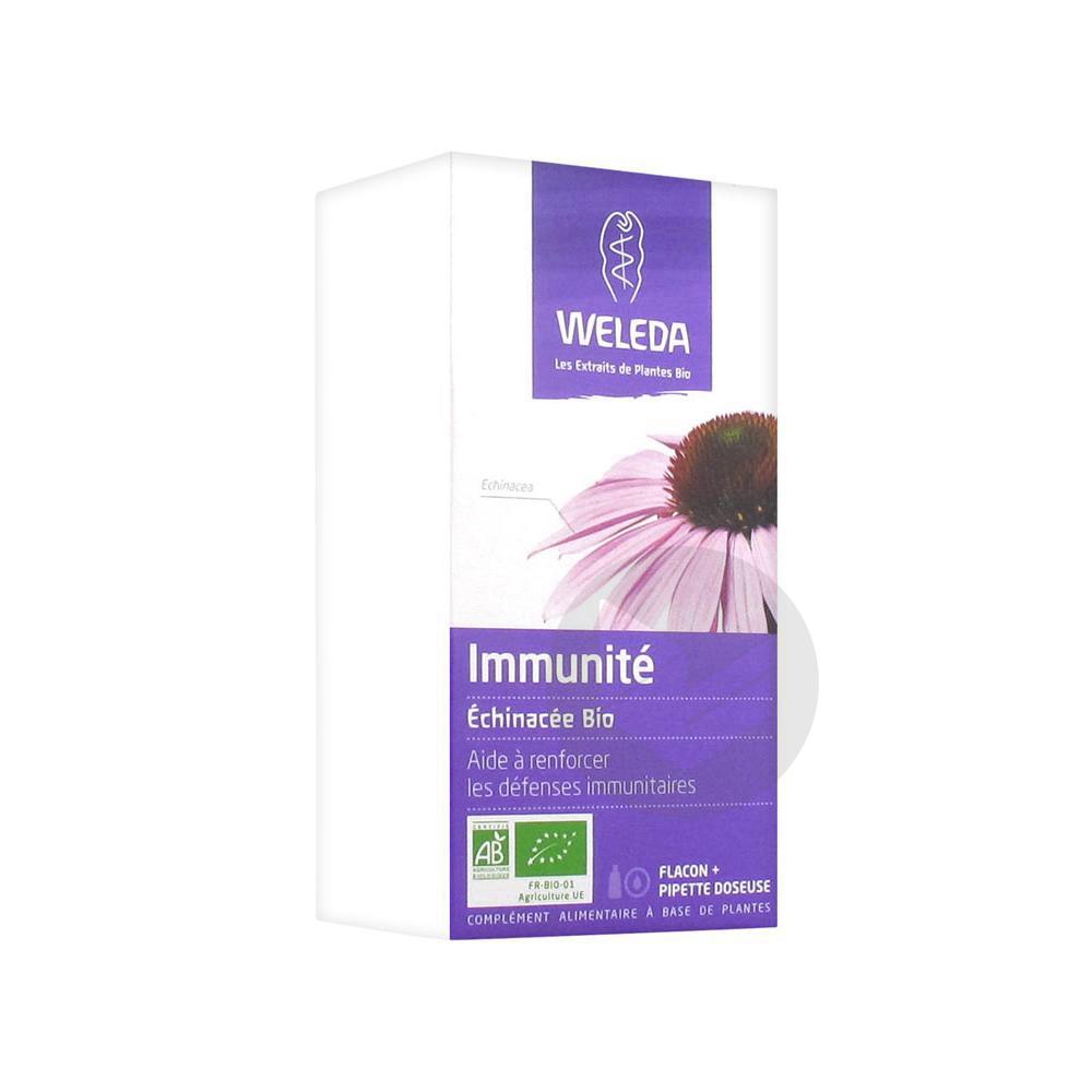 Weleda Immunité Échinacée Bio 60 ml