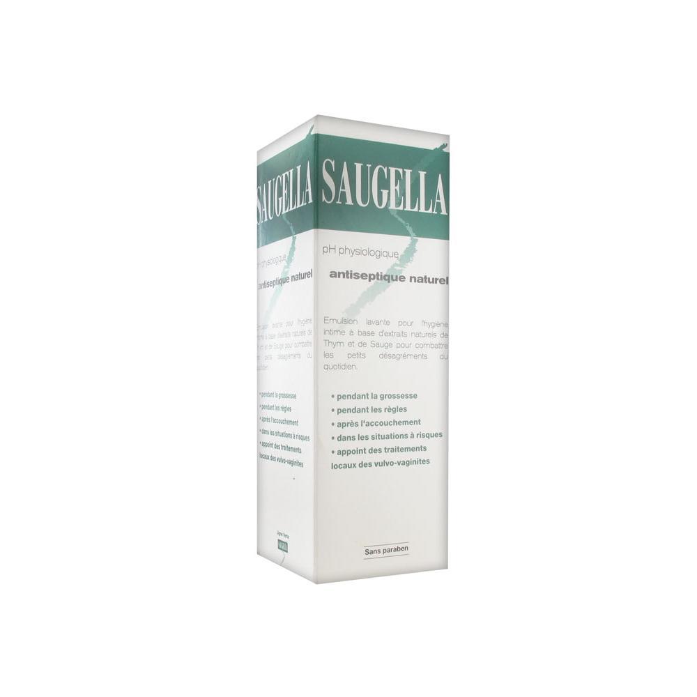 SAUGELLA ANTISEPTIQUE Sol hygiène intime Fl/250ml