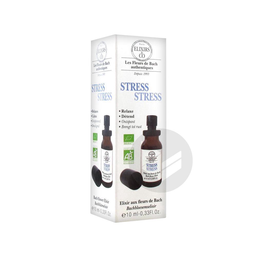 Elixirs Co Stress Spray 10 Ml