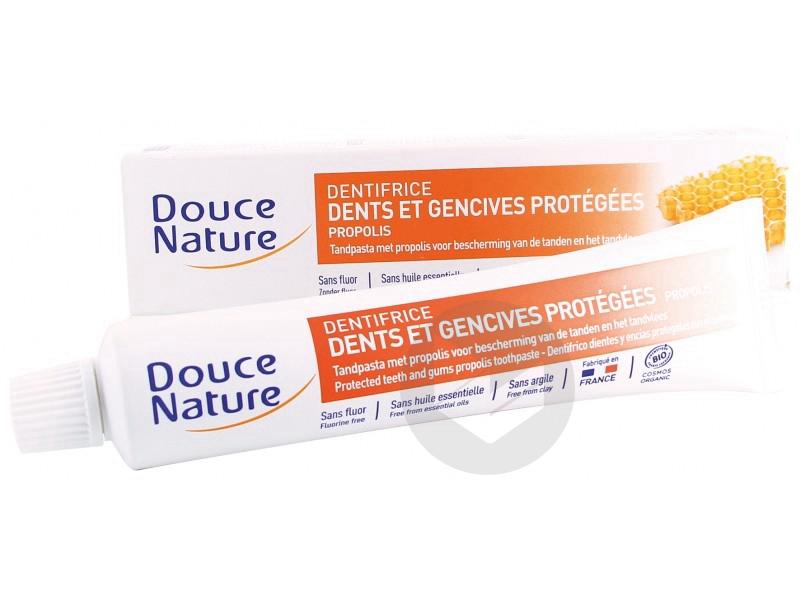 Dentifrice dents et gencives protégées Bio - 75 ml