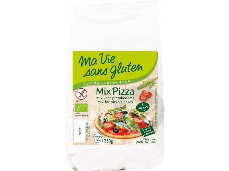 Mix pizza Bio - 350 g '