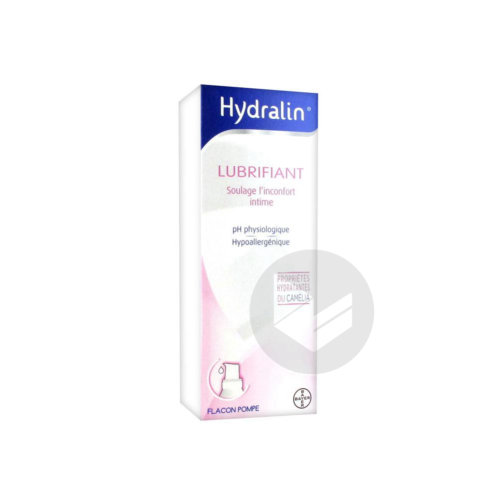 Gel Hydratant Lubrifiant Usage Intime Fl Pompe 50 Ml
