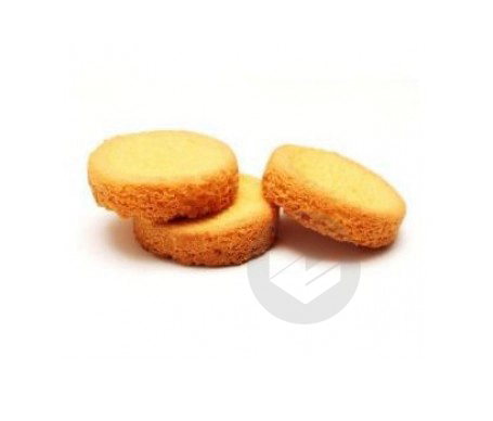 Lignaform Biscuits Mini Palet Vanille Citron