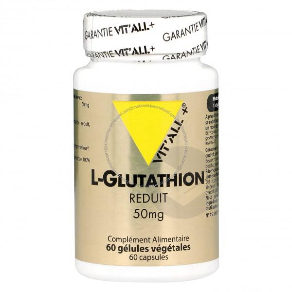 L-Glutathion - 60 gélules