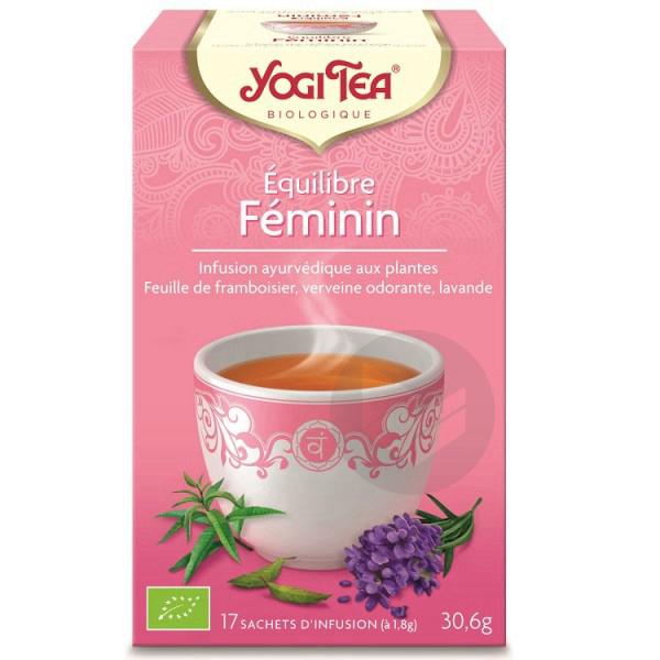Equilibre Feminin 17 Sachets