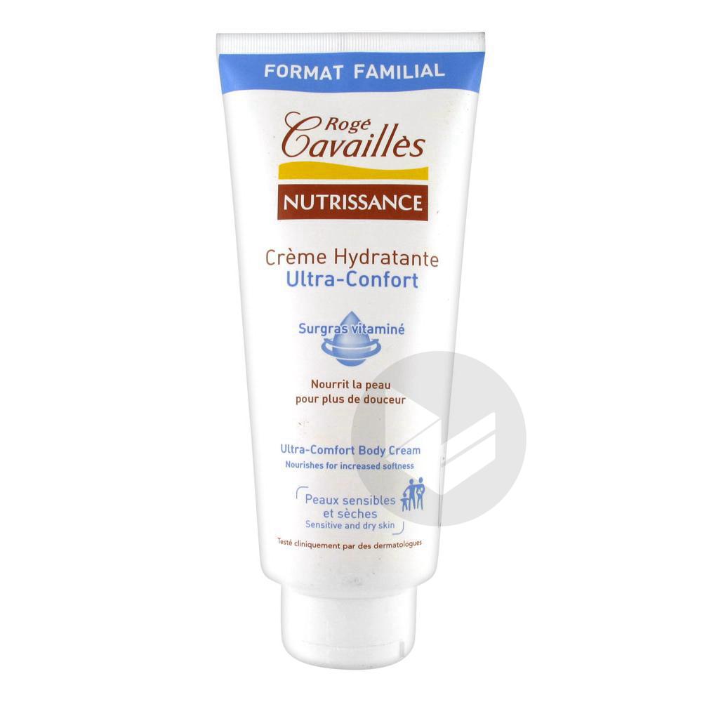 ROGE CAVAILLES NUTRISSANCE Cr hydratante ultra-confort T/350ml