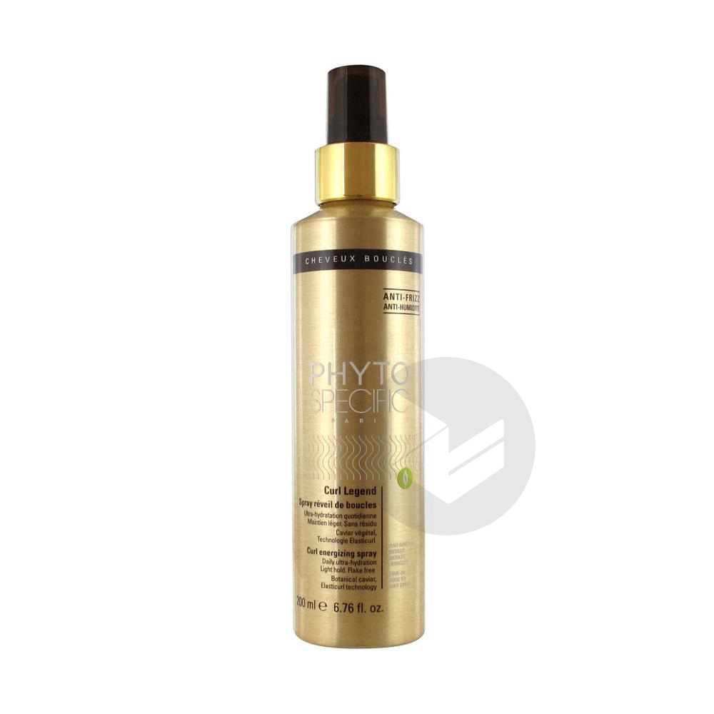 Phyto Specific Curl Legend Spray Reveil De Boucles 200 Ml