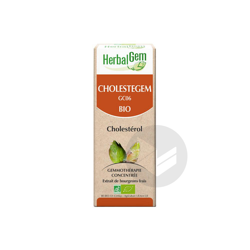 HerbalGem Bio Cholestegem 30 ml