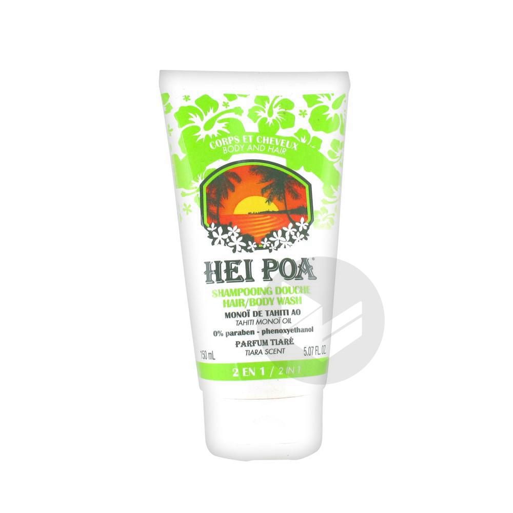 HEI POA MONOI Shampooing douche hydratant T/150ml