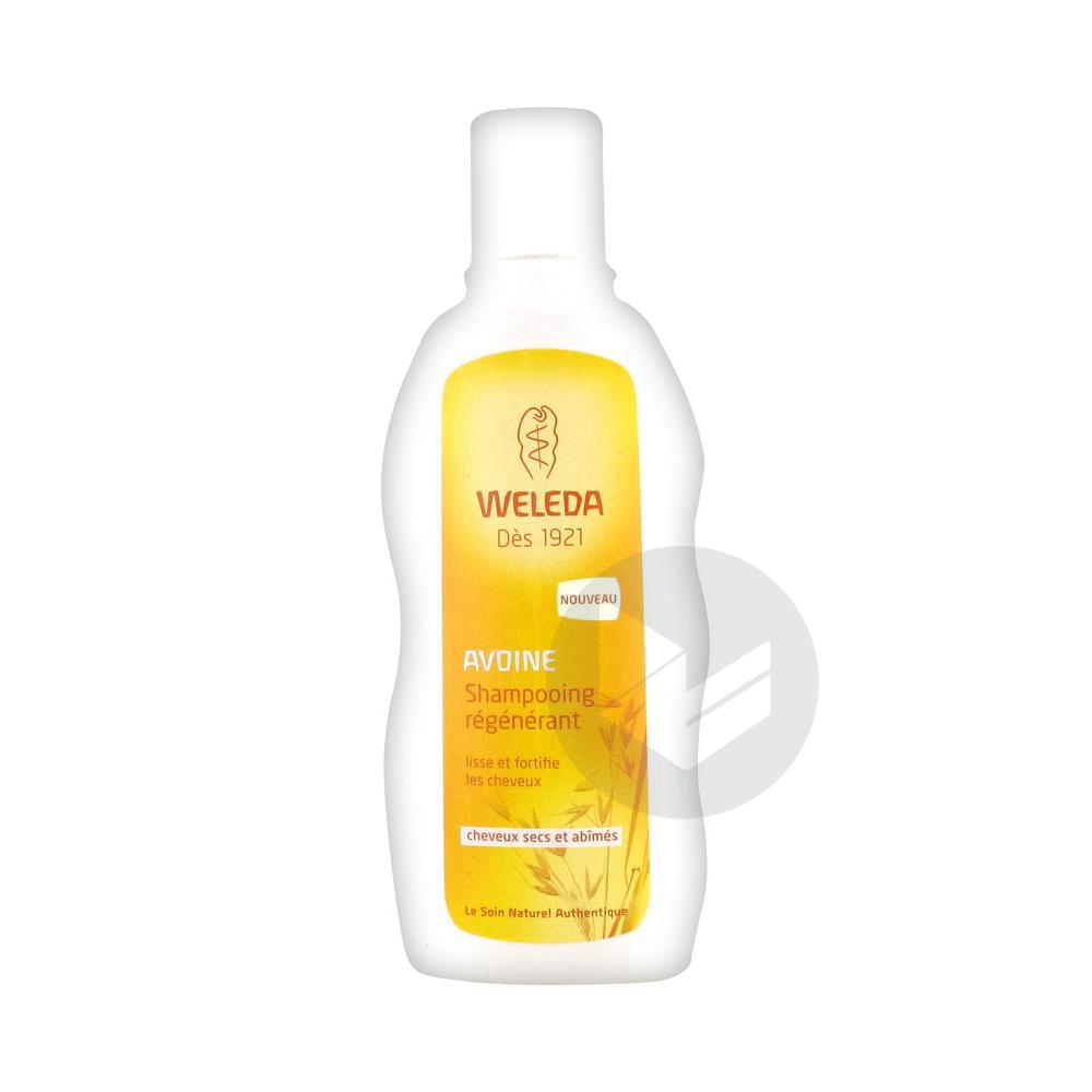 WELEDA SOINS CAPILLAIRES Shampooing régénérant Avoine Fl/190ml