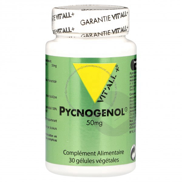 Pycnogénol 50 mg - 30 gélules