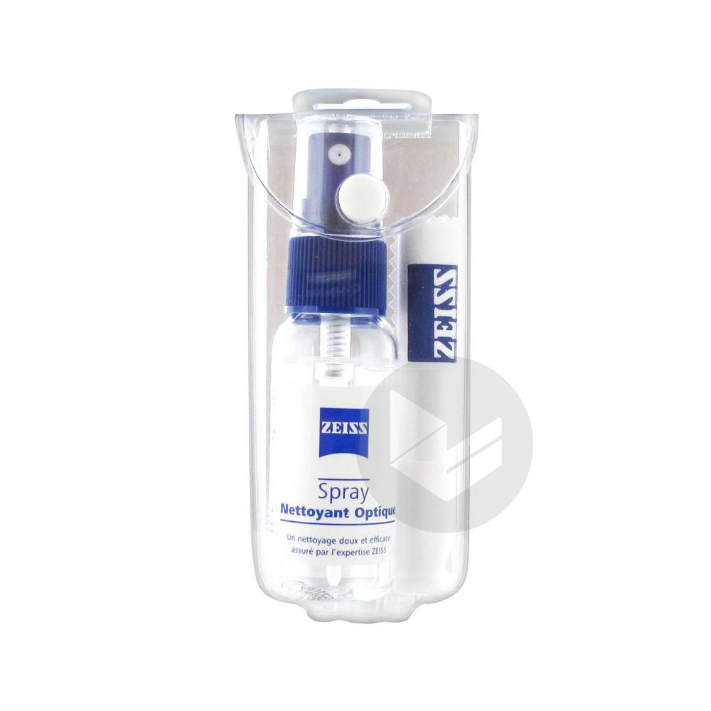 Spray Nettoyant Optique Fl 30 Ml Tissu Microfibres