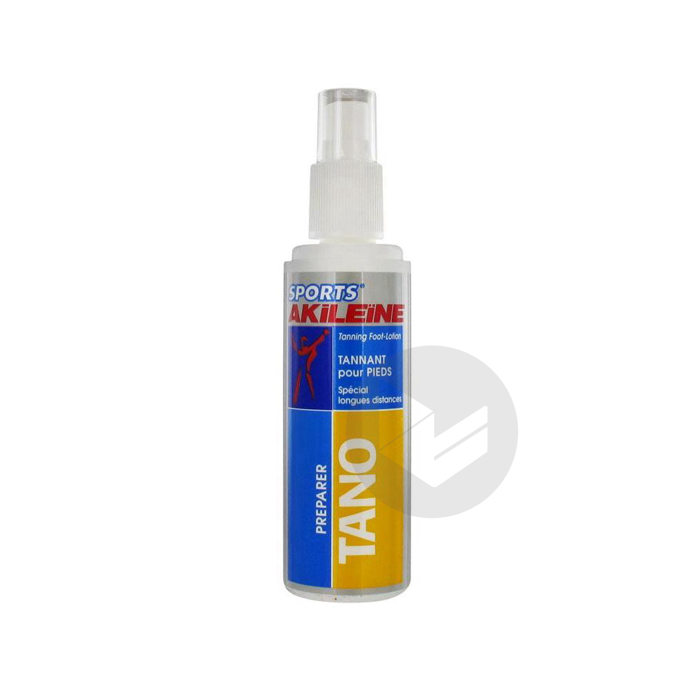 Sports Tano Lot Tannante Pieds Fl 100 Ml