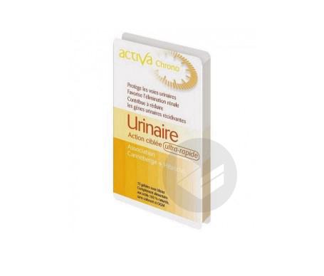 Chrono Urinaire 15 Gelules
