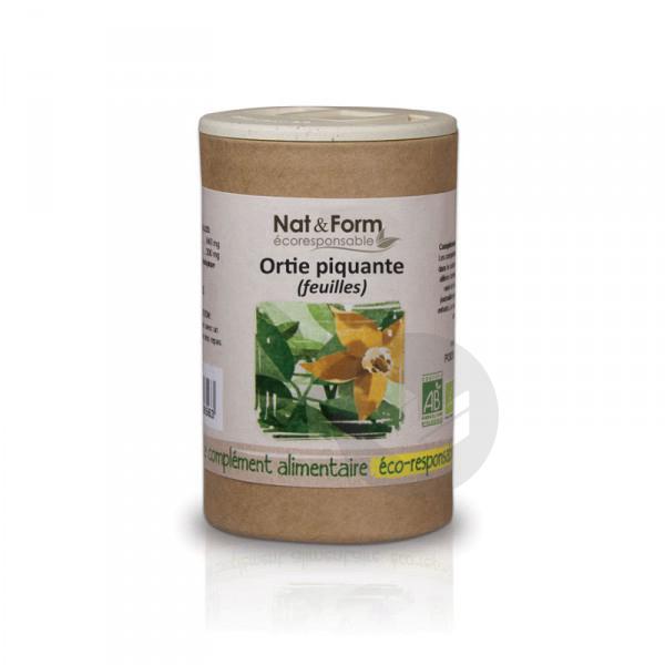 Ortie Piquante Feuille Bio Eco Responsable 90 Ge Lules