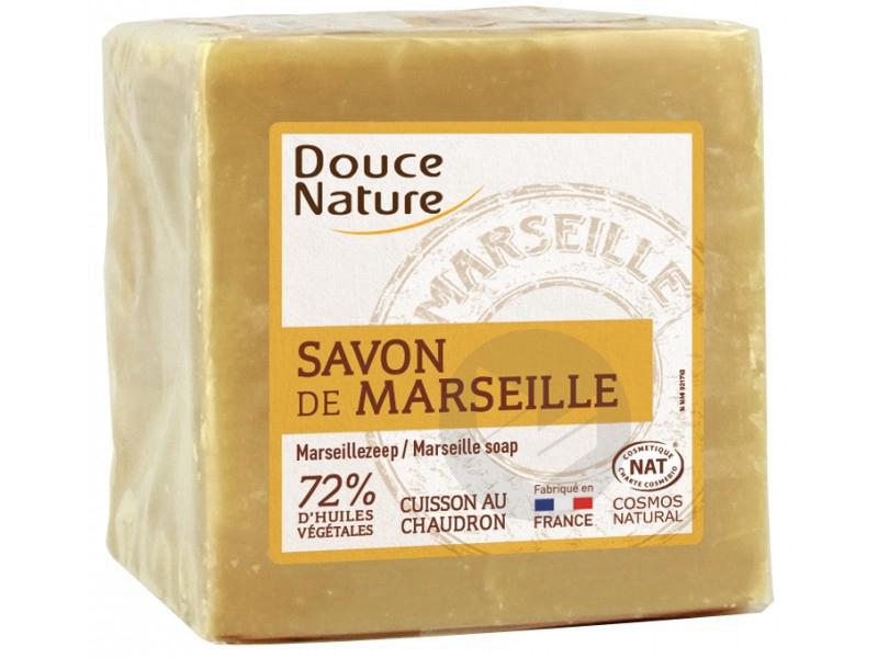 Savon de Marseille aux huiles végétales - 300 g