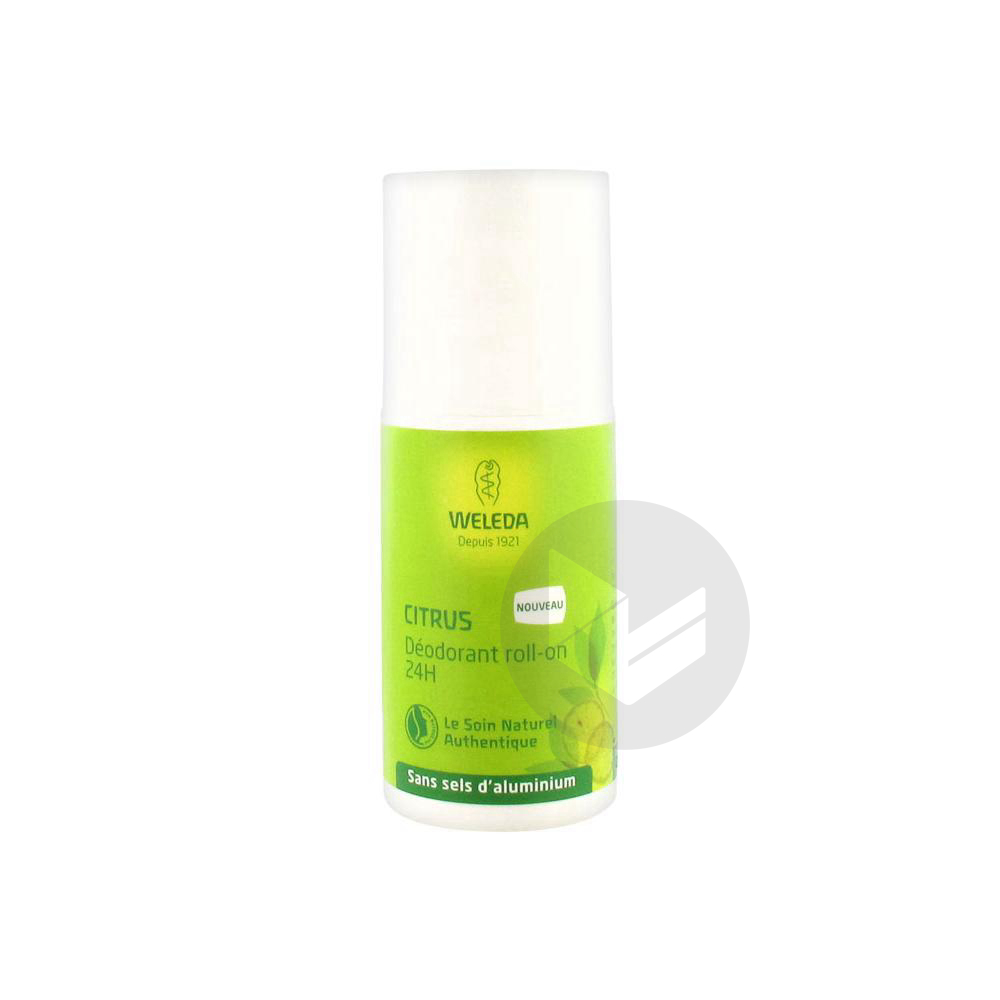 Gestes Fraicheur Deodorant Citrus 24 H Roll On 50 Ml