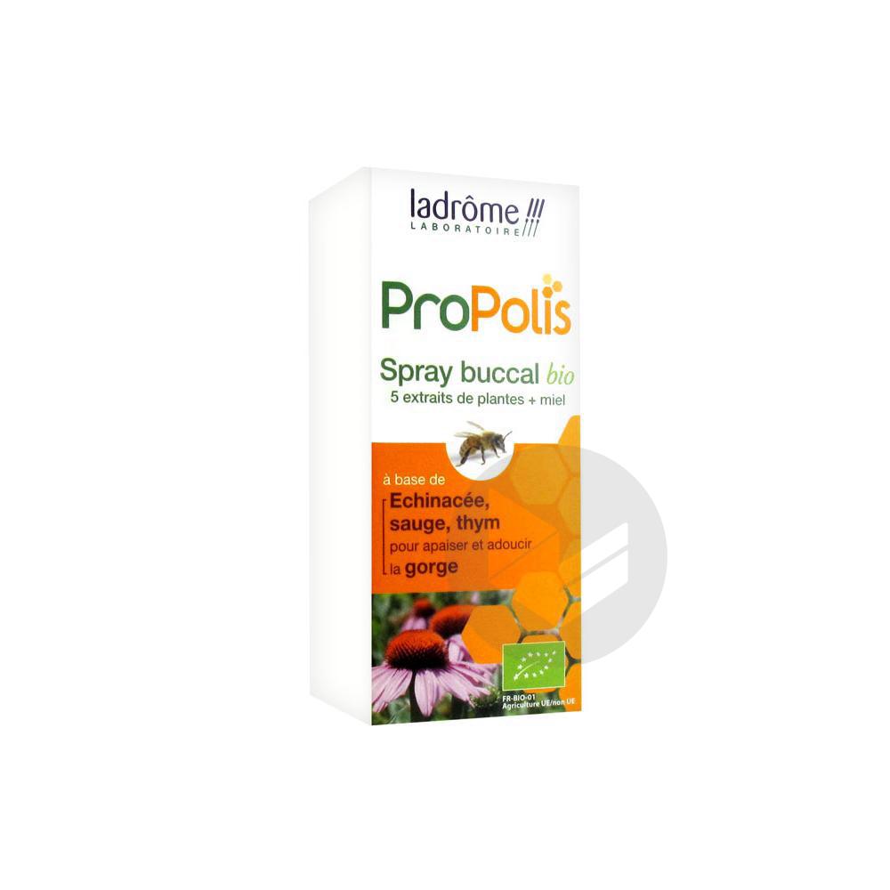 Ladrome Propolis S Bucc Ab Spray 30 Ml