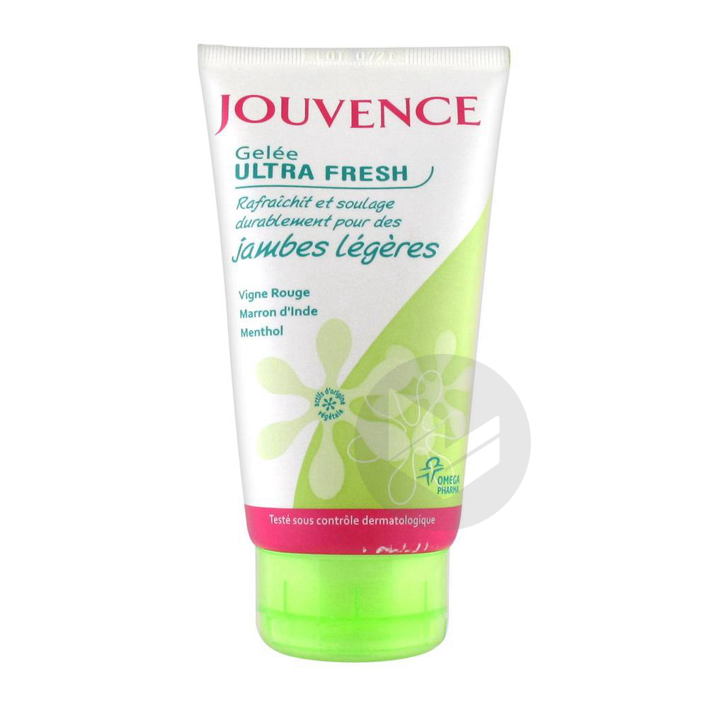 Gelee Ultra Fresh Jambes Legeres T 150 Ml