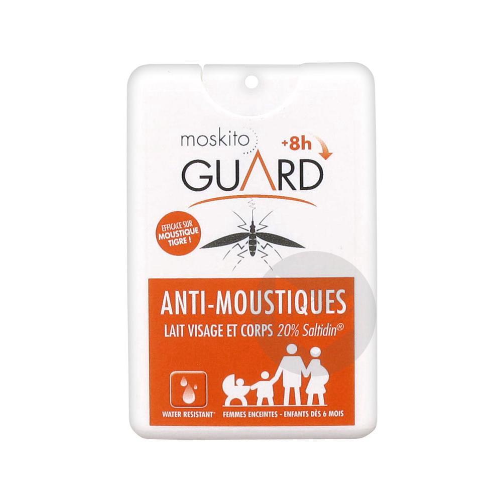 Anti Moustiques Lait Visage Et Corps 18 Ml