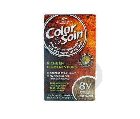 X 05 Color Soin 8 V Blond Veneziano