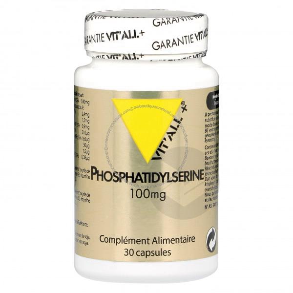 Phosphatidylserine - 30 capsules
