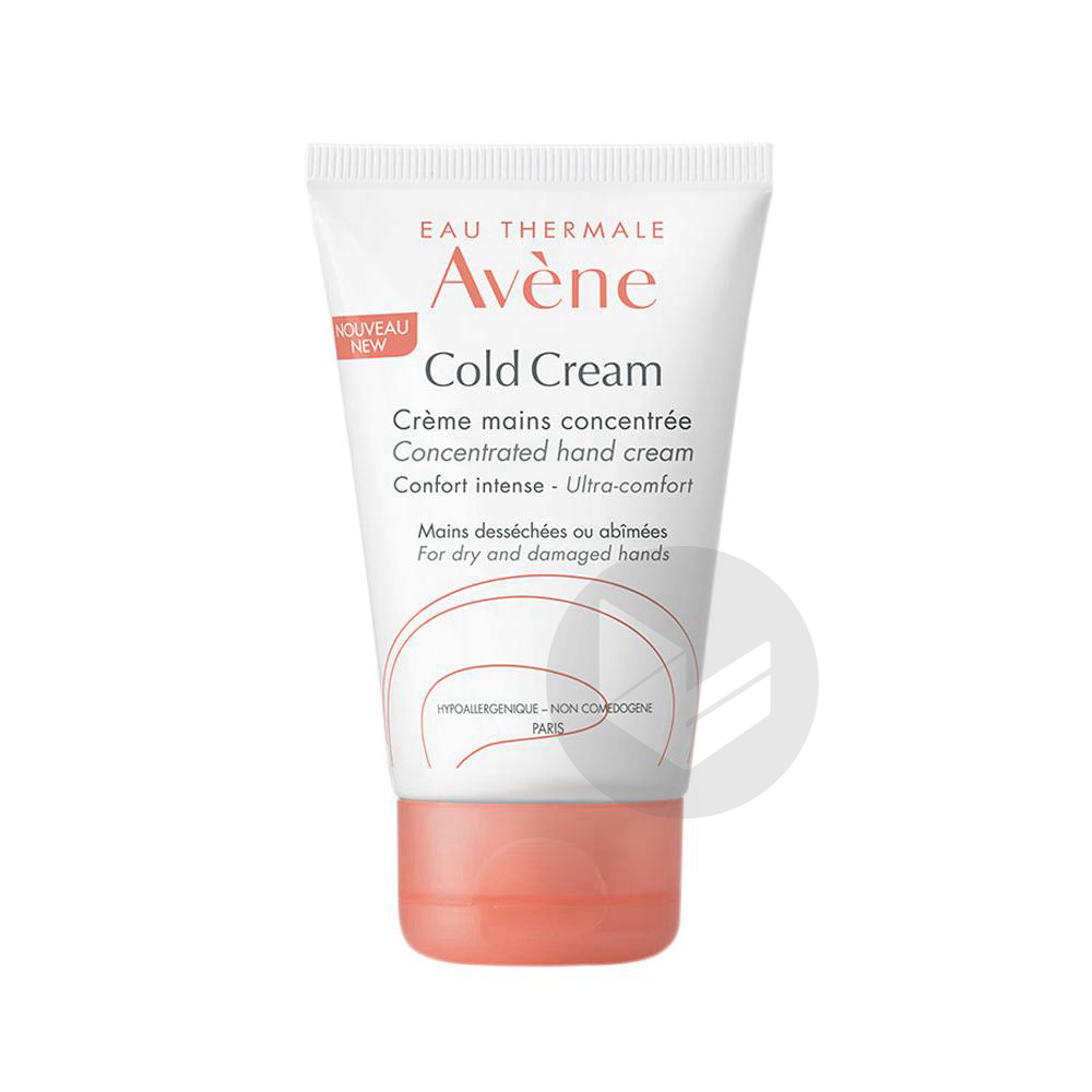 Cold Cream Avene Cr Mains Concentree T 50 Ml